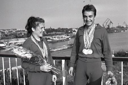Rok 1970: Štyri tituly majstrov sveta v parašutizme