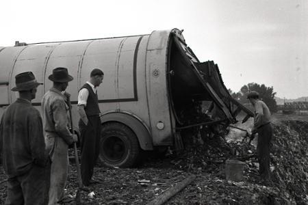 Rok 1950: ZBER zachraňuje cenné suroviny