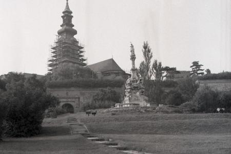 Rok 1982: Obnova Nitrianskeho hradu