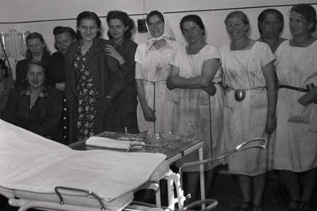Rok 1949: Otvorili prvú závodnú gynekologickú ambulanciu
