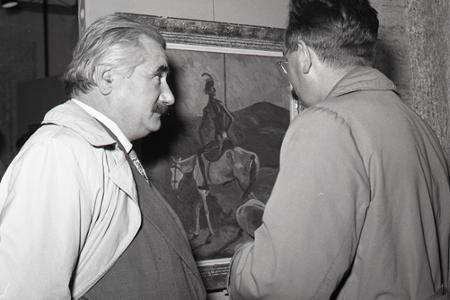 Rok 1957: Otvorili galériu venovanú mladým výtvarníkom