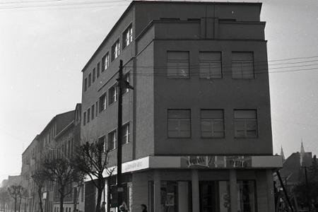 Rok 1959: V Žiline otvorili Dom služieb