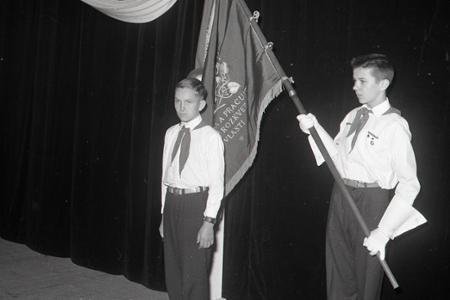 Rok 1960: Pionier zo Zvolena zachránil topiacemu sa dieťaťu život