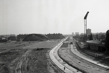 Rok 1965: Bajkalská a Vajnorská ulica bude dvojprúdová