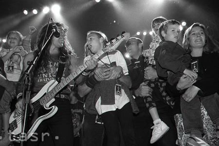 Rok 1995: Veľký deň slovenských metalistov