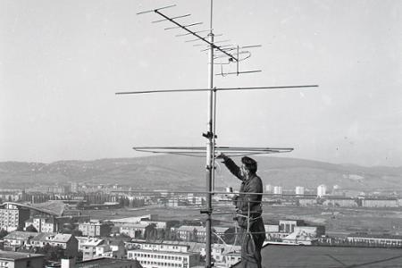 Rok 1964: Sídliská budú mať spoločné tv antény