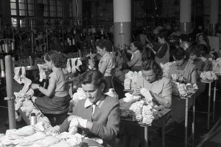 Rok 1956: Krepsilónové ponožky z Tatrasvitu