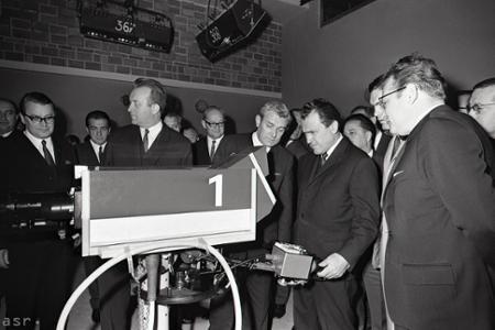 Rok 1970: Mlynská Dolina v Bratislave bude televíznym centrom