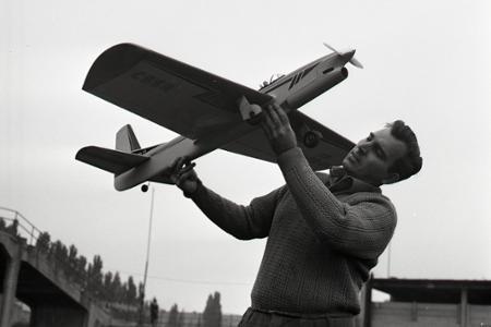 Rok 1967: V Bratislave sa konajú Majstrovstvá ČSSR v leteckom modelárstve