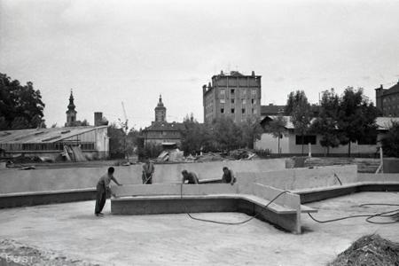 Rok 1967: V Komárne už čoskoro otvoria bazén s liečivou vodou