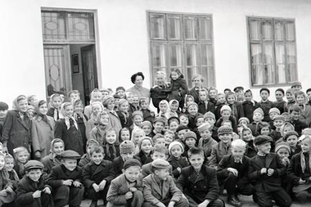 Rok 1955: Stupava privítala hrdinu ZSSR
