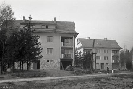 Rok 1959: Vo Vysokých Tatrách je čulý stavebný ruch