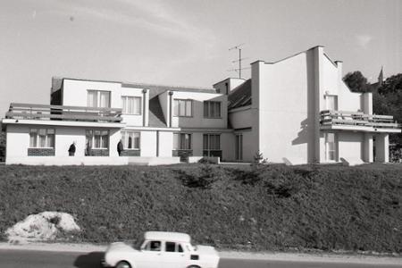 Rok 1985: V Moravanoch nad Váhom otvorili nový Dom dôchodcov