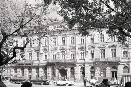 Rok 1963: Hotel Slovan v Košiciach sa búra