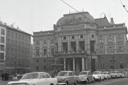 Rok 1963: Bratislavu zaplavili rakúski turisti