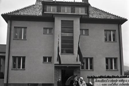 Rok 1955: Otvorili vidiecku pôrodnicu vo Fačkove