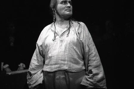 Rok 1954: Juro Jánošík na scéne Národného divadla