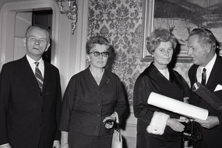 Rok 1966: Slovensko má ďalších národných umelcov