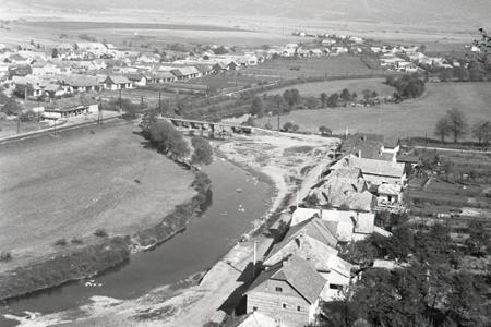 Rok 1962: Obec Zvolenská Slatina mení svoj vzhľad