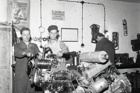 Rok 1959: V Košiciach rozširujú služby pre motoristov