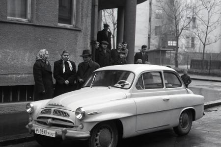Rok 1955: V lotérii sa vyhrávajú autá