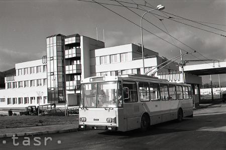 Rok 1994: Otvorenie trolejbusovej dopravy v Žiline