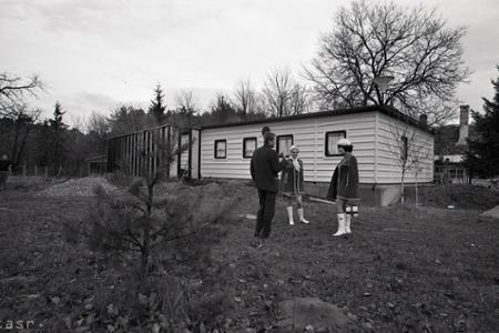 Rok 1969: Na Kamennom Mlyne bude sauna pre turistov