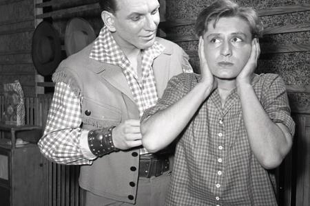 Rok 1960: Nitriansky Obchodník s dažďom na javisku Novej scény