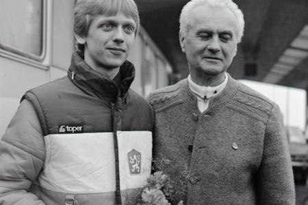 Jozef Sabovčík-krasokorčuliarsky skokan par excellence
