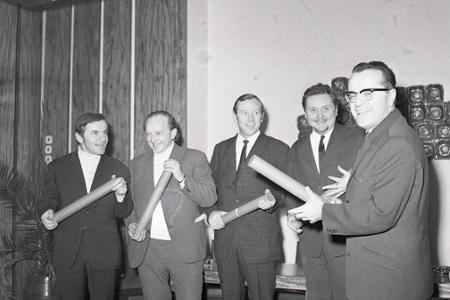 Rok 1969: Udeľujú sa herecké a divadelné ceny