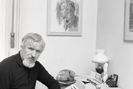 Milan Rúfus bol trikrát navrhnutý na Nobelovu cenu za literatúru