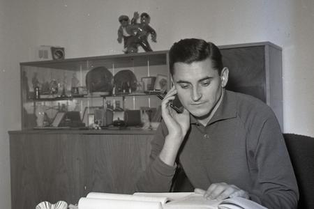 Rok 1961: Útočník Slovana Pavol Molnár v centre pozornosti verejnosti