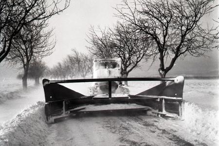Rok 1967: Tohtoročná zima už poriadne vystrkuje rožky