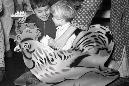 Rok 1956: Vianoce v detskej nemocnici