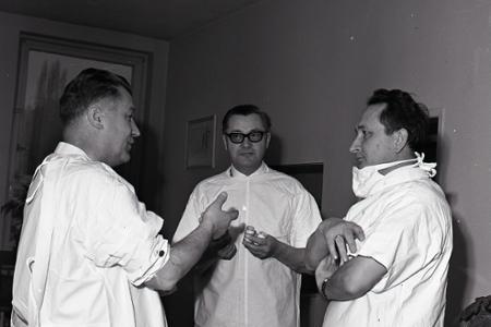 Rok 1969: Predseda vlády SSR daroval na Vianoce krv