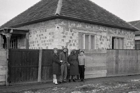 Rok 1965: Vianoce v Kolárove