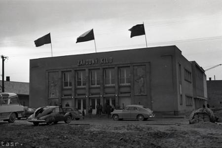 Rok 1959: Nový kultúrny stánok pre Dunajskú Stredu