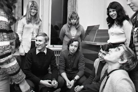 Rok 1972: Veľký záujem o prácu v kluboch mládeže