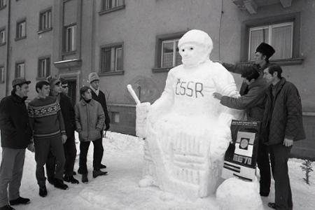 Rok 1970: Prešov hostí ME v ľadovom hokeji juniorov