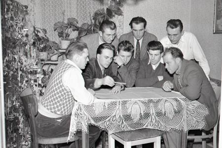 Rok 1960: Prvá zmena oravských hutníkov