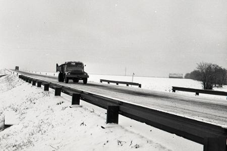 Rok 1968: Na cestách sa objavili prvé zvodidlá
