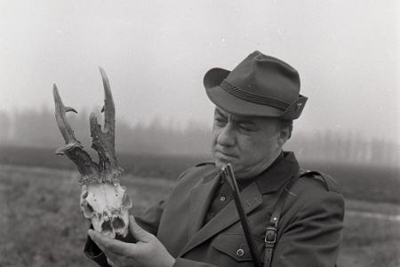 Rok 1977: Slovenské parožie získalo zlato v Budapešti