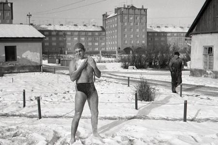 """Rok 1969: """"Ľadové medvede"""" sú aj v Komárne"""