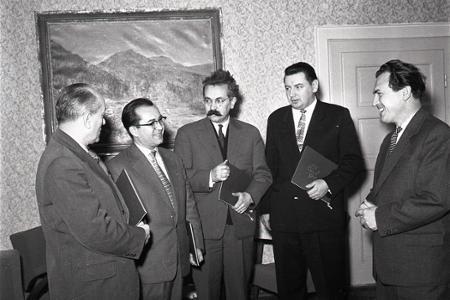 Rok 1960: Slovensko má nových rektorov vysokých škôl