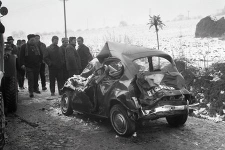 Rok 1968: Hromadná havária pri VSŽ