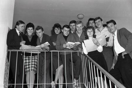 Rok 1964: V Leviciach vyrastajú kádre pre meliorácie