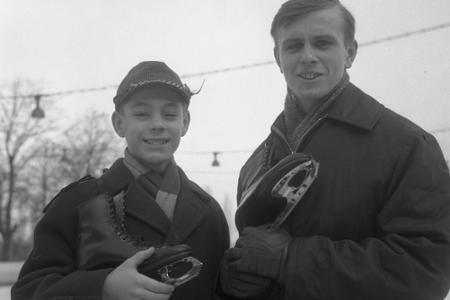 Rok 1965: Posledné prípravy pred ME v krasokorčuľovaní
