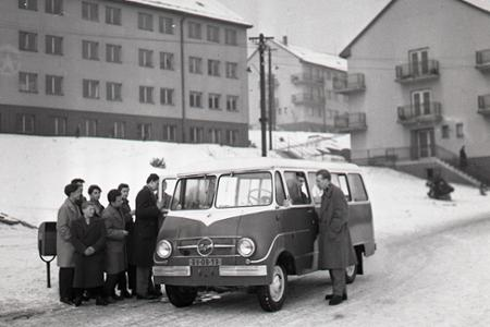 Rok 1960: Kúpeľná starostlivosť pre mládež
