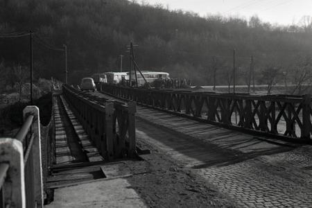 Rok 1966: Rieka Nitra opäť hrozí