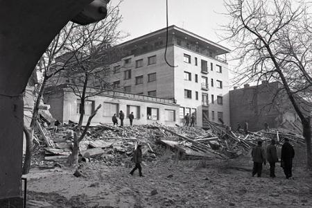 Rok 1969: Pokračuje asanácia starých domov v Bratislave